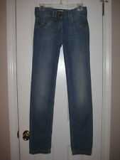FRENCH CONNECTION UK ( FCUK ) JEANS SLIM FIT Size 0 Reg $149 NWT