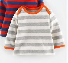 Baby & Boys NEW Ex Mini Boden T-Shirt Top - Age 6m-3y - 8 Colours - Single Item
