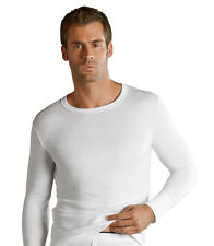 Mens Jockey Long Sleeve Thermal T-Shirt Vest Underwear