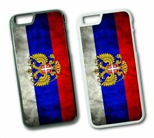 iPhone Russia Crest Hard Pouch Flip Case Case Cover Protective Phone