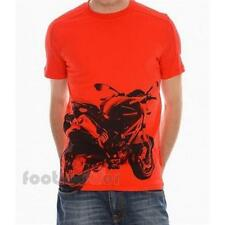 Puma Ducati Corse Graphic Tee 559792 03 Man short sleeve T-Shirt Red