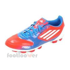 Shoes Adidas Soccer F5 Trx HG V21411 Man Red Royal White Synthetic Leather