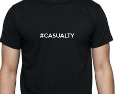 PERSONALISED #CASUALTY CASUALTY T SHIRT HASHTAG WORK SHIRT GIFT