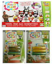 mister maker Clay Buddies and activity book - Mini Clay - Choose Number of Packs