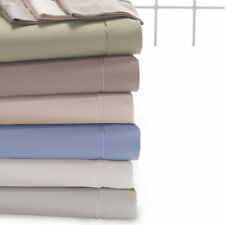 DreamFit Bed Sheet Set Bamboo Cotton Blend All Sizes Colors Eco Friendly USA