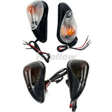 Smoke/Clear Turn Signals LED For Kawasaki Ninja Ex250 1988-2007(rear only)