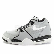 Nike Air Flight 89 [306252-027] NSW Basketball Wolf Grey/White-Black