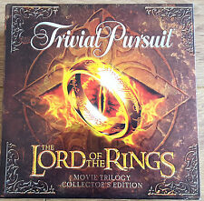 Trivial Pursuit Lord of the Rings Movie Trilogy Collector's Edition Game Spares