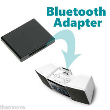 Wireless Bluetooth Music Receiver Adapter Sound Dock for iPod iPhone Speaker