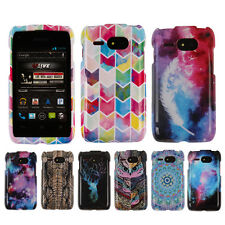 For Virgin Mobile Kyocera Event C5133 Aztec Snap On HARD Case Cover Accessory