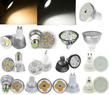 Dimmable GU10 MR16 E27 15W 12W 9W 7W 5W 3W LED Bulb SMD COB Lamp Spot Lighting