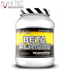 Beta Alanin 250g / 200 Caps. Energy and Endurance Alanine Pre Workout Booster