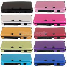 Aluminium Metal Skin Protective Case Cover Shell Box For NEW Nintendo 3DS Gaming