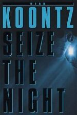 Moonlight Bay Ser.: Seize the Night Bk. 2 by Dean Koontz (1998, Hardcover)