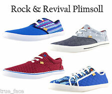 Mens R&R Canvas Lace Up Espadrilles Plimsoles Trainers UK 7 to11 Pumps Shoes