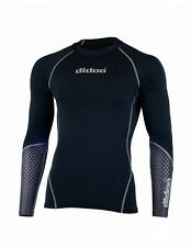 Didoo Mens Cycling Jersey Full sleeve Winter Summer Cold Wear Compression Shirt