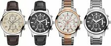 Guess Exec Chronograph Stainless Steel Mens Watch