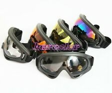 KITE SURFING JET SKI TACTICAL AIRSOFT GOGGLES MOTORCYCLE GLASSES 5Colors