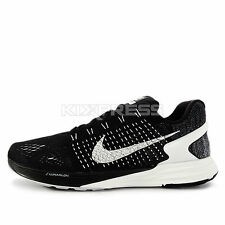 WMNS Nike Lunarglide 7 [747356-001] Running Black/White-Grey
