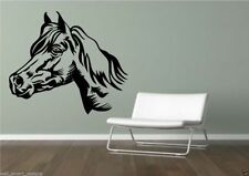 Horse Wall Sticker Art Mural Decal Transfer Kids Stencil Vinyl Wall Decoration