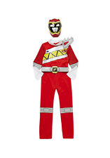 New Boys Power Rangers Dino Charge Fancy Dress Up Costume