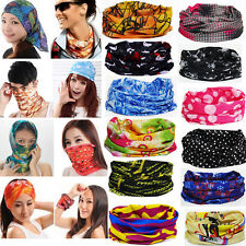 67 Colors Pick Magic Face Mask Snood Bandana Neck Warmer Headwear Scarf