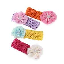 Girls Hairband Boys Baby Headbands Flower Hair Accessories Infant Hair Band