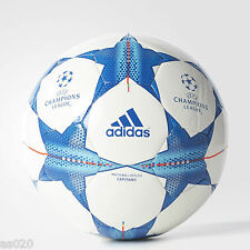Adidas Champions League 2015/16 Capitano Finale Replica Football Soccer Ball 4 5