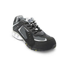 LAVORO Run Silver S1P Mens Safety Runners / Trainers