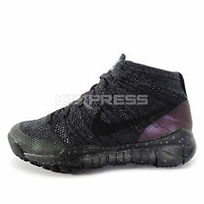 Nike WMNS Flyknit Trainer Chukka FSB [805093-001] Training Black/Anthracite