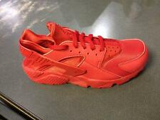 Nike Air Huarache Varsity Red/Triple Red UK 6 7 8 9 10 11 12 13 Limited Edition