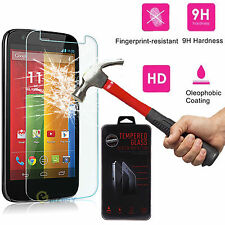 For Motorola Moto G / G 2nd Gen Premium Supreme Tempered Glass Screen Protector