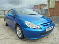 05 05 Peugeot 307 CC 1.6 16v Coupe / convertable 5 / speed