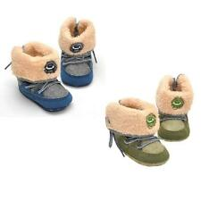 Fashion Baby Unisex Snow Boots Soft Crib Shoes FathionToddler Prewalker Boots