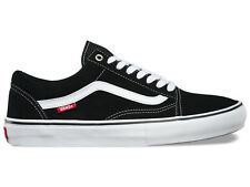 NEW Vans Old Skool 92 Pro Shoes Black/White BMX SHOES