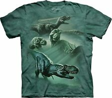 Dinosaur Collage Dinosaur T Shirt Child Unisex The Mountain