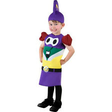 Toddler Veggie Tales Larry Boy Costume 4T