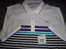PUMA GOLF CELL RICKIE FOWLER POLO DRY CELL SHIRT SIZE L MENS NWT $70.00