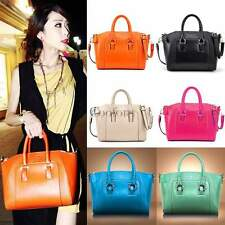Fashion Women Handbag PU Shoulder Messenger Bag Satchel Tote Purse Hobo Bags CO9