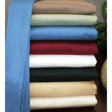 (FITTED SHEET+ 2 PILLOW CASE)1000TC EGYPTIAN COTTON ALL SIZE KING/CA-KING/QUEEN