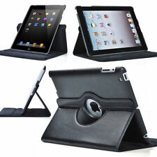 360 Rotating Leather Case Smart Stand Cover for Apple iPad Air 1 2 3 4 2015 Mini