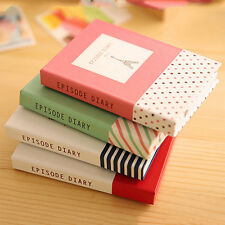 STICKY NOTES NOTEBOOK MEMO PAD BOOKMARK PAPER STICKER OFFICE STATIONERY CHIC