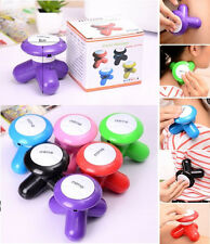Mimo Mini Wave Vibrating Massager USB Battery Power Electric Full Body Massager