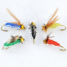 1pcs 2cm Fly Hook Lure False Bait Fishing Crankbaits Tackle Free Shipping F19