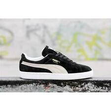 Shoes Puma Suede Classic + 352634 03 sneakers vintage moda man women black