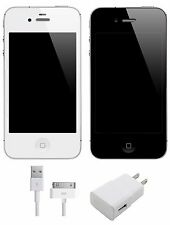 "Apple iPhone 4S A1387 3.5"" Retina 16GB Factory GSM UNLOCKED Cell Phone SRF"