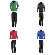 SOLS Mens Camp Nou Athletic Sport Tracksuit Jacket & Trousers Set