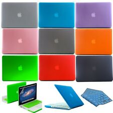"Matte Rubber Soft Hard Case Cover + Keyboard Cover For Macbook Pro 15"" A1286"