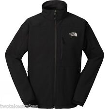The North Face Mens Apex Bionic Wind Breaker Soft Shell Coat Jacket TNF NEW