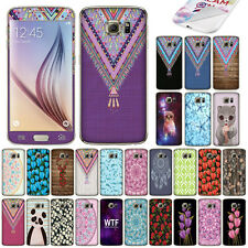 For Samsung Galaxy S6 G920 Various Vinyl Skin Decal Sticker Cover Protector